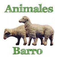 Animales Barro