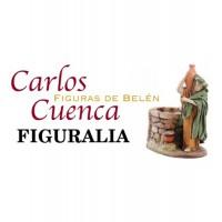 Figuras barro Figuralia 5 cm