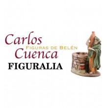 Figuras barro Figuralia 8 cm