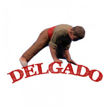 Figuras barro Delgado. 15 cm