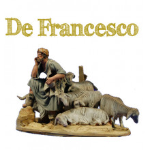Figuras barro De Francesco
