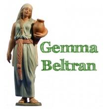 Figuras barro Gemma 18 cm