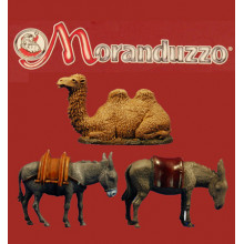 Animales Moranduzzo-Landi 6 cm