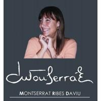 Figuras resina <br>Montserrat Ribes 9 cm