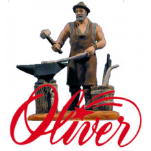 Figuras Durexina Oliver 8 cm