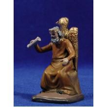 Herodes sentado 8 cm barro pintado Figuralia