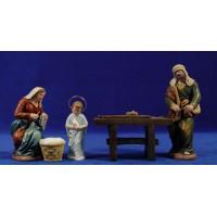 Taller de Natzaret 16 cm barro pintado Figuralia
