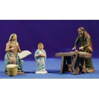 Taller de Natzaret 9 cm barro pintado Figuralia