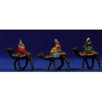 Reyes a camello 4 cm plástico Fabregat
