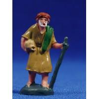 Pastor de camino 4 cm plástico Fabregat