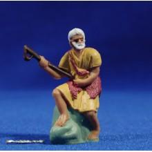 Pescador 6 cm plástico Fabregat