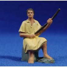 Pescador 7,5 cm plástico Fabregat