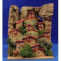 Pueblo 14 cm corcho Fabregat