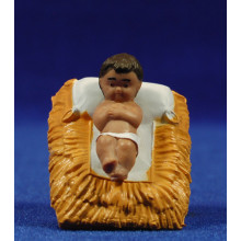 Niño Jesús moderno 8 cm plástico Fabregat