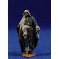 Pastor sarraceno 5 cm pasta cerámica Hermanos Cerrada