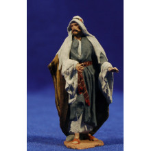 Pastor sarraceno 7 cm pasta cerámica Hermanos Cerrada