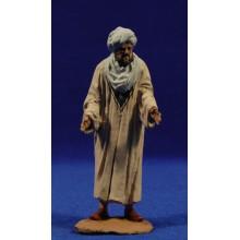 Pastor mercader 12 cm pasta cerámica Hermanos Cerrada