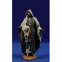 Pastor sarraceno 12 cm pasta cerámica Hermanos Cerrada
