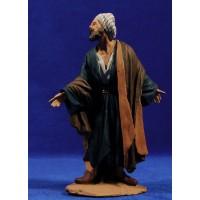 Pastor mercader 16 cm pasta cerámica Hermanos Cerrada