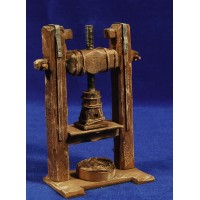 Premsa aceite 15 cm madera