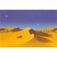 Fondo desierto 100x65 cm papel Oliver
