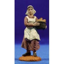 Pastora panadera 8 cm durexina Oliver
