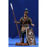 Romano con lanza 10 cm durexina Oliver