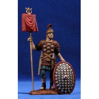 Romano con estandarte 10 cm durexina Oliver