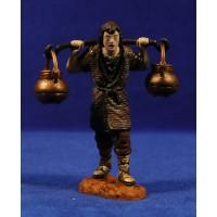Pastor con jarras 12 cm durexina Oliver