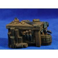 Banco carpintero 7 cm resina