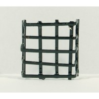 Reja cuadrada simple 2 cm metal Belenes Puig