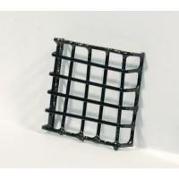Reja cuadrada simple 2,5 cm metal Belenes Puig