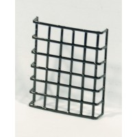 Reja cuadrada simple 3 cm metal Belenes Puig
