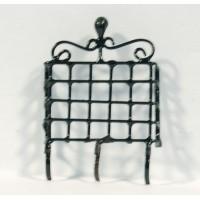 Reja cuadrada detalle 2,5 cm metal Belenes Puig