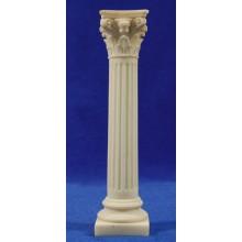 Columna 18 cm resina