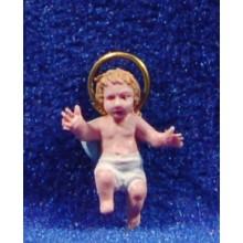Niño Jesús 6 cm plástico Belénes Puig