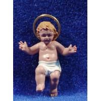 Niño Jesús 11 cm plástico Belénes Puig