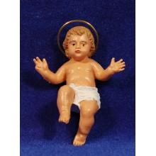 Niño Jesús 28 cm plástico Belénes Puig