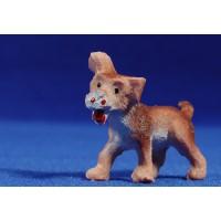 Perro moderno 8 cm plástico belénes Puig