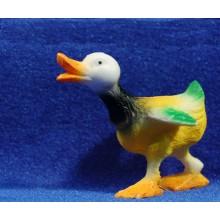 Pato moderno 8 cm plástico Belenes Puig