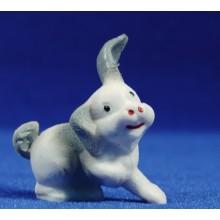 Conejo moderno 8 cm plástico Belenes Puig