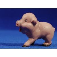 Cerdo moderno 8 cm plástico belénes Puig