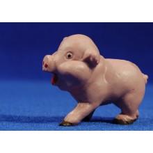 Cerdo moderno 8 cm plástico Belenes Puig