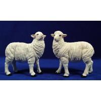 Grupo dos corderos 35 cm resina