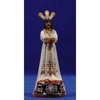 Jesús Cautivo Malaga 7,5 cm resina