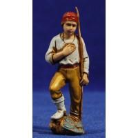Pescador 8 cm plástico Moranduzzo - Landi estilo 700