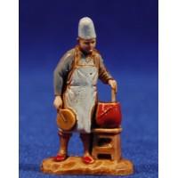 Cocinero 3,5 cm plástico Moranduzzo - Landi estilo 700