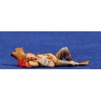 Pastor durmiendo 3,5 cm plástico Moranduzzo - Landi estilo 700