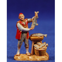 Pescatero 3,5 cm plástico Moranduzzo - Landi estilo 700