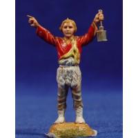 Pastor con farol 6 cm plástico Moranduzzo - Landi estilo 700